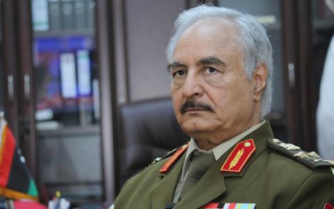 Средиземноморской эскадре рекомендован курс на Ливию