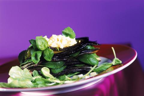 ТОП-5 летних салатов с баклажанами