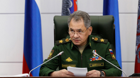 Шойгу: удар Трампа по Сирии создал угрозу жизни российских военнослужащих
