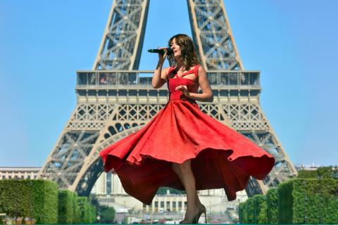 Сабантуй в Париже