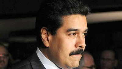 Президент Венесуэлы Мадуро п…