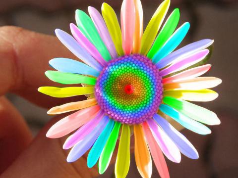 Психология цвета. Цвет и характер