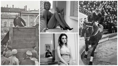 Наглядно и доходчиво: недавшее прошлое человечества в исторических фотографиях
