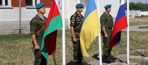 Беларусь пытаются стравить с…