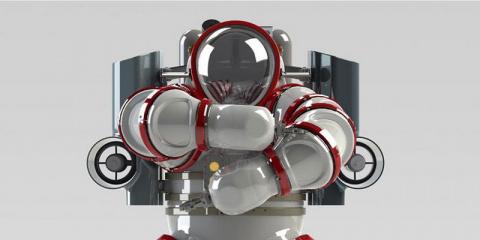 Подводный костюм Железного ч…