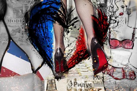 9 вещей женского гардероба, придуманных французами