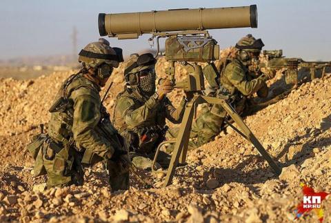 Генерал НАТО: «Русские сумасшедшие! 16 русских спецназовцев убили 300 ИГИЛовцев!