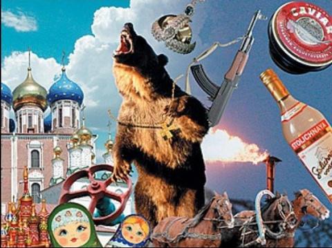 Шок от русского колорита: пр…
