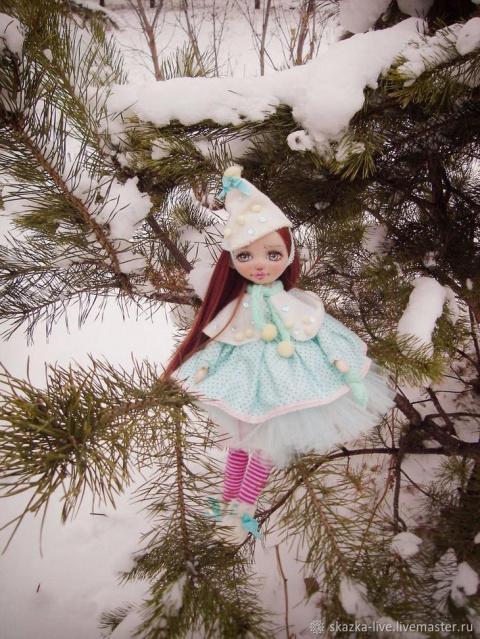 Создаем текстильную куклу «Ю…
