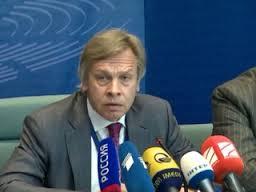 Заявление Алексея Пушкова на…