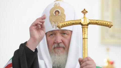 Патриарх Кирилл призвал росс…