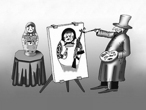 Юнна Мориц: Культура русофобского фашизма