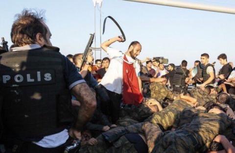 136 турецких дипломатов сбежали от Эрдогана и попросили убежища в Германии