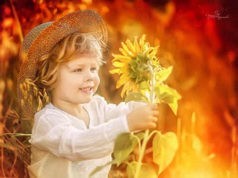 Ничего нет прекраснее Детства и Лета...