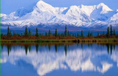 Под ледниками Аляски обнаруж…