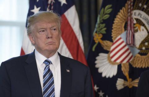 Президент Трамп возмущен насилием в Шарлоттсвилле