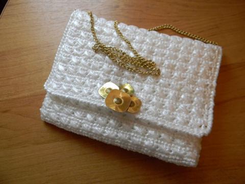 мои сумочки из полиэтиленовых пакетов