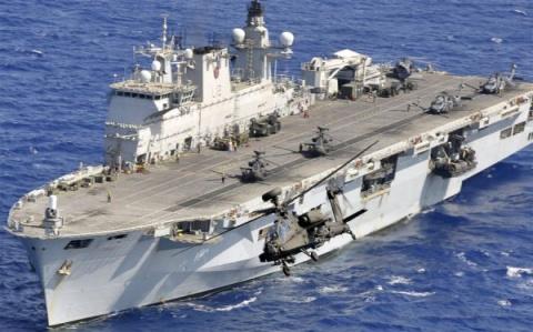 Турция усиливает свои ВМС, Р…