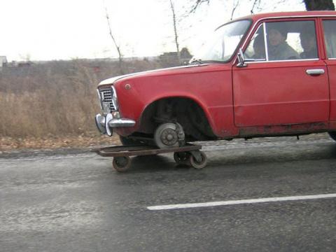 Бюджетный ремонт автомобилей…