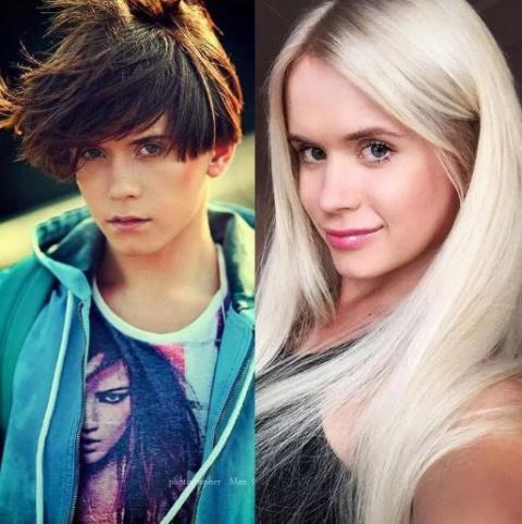 До и после: трансгендеры все…