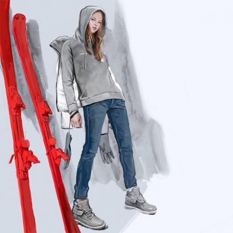 Нейтральные одежды: Zasport …