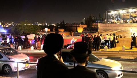 Столкновения в Иерусалиме, пострадали более 50 человек