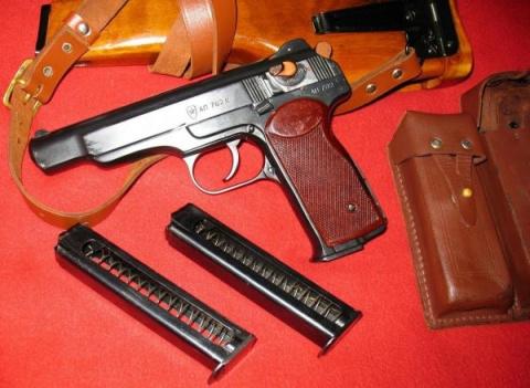Армия РФ получит пистолет «У…