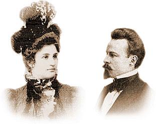Великие истории любви. Бальмонт и Лохвицкая.