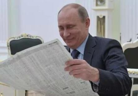 Статья Владимира Путина в немецкой газете «Хандельсблатт»