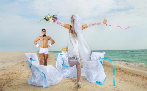 Самые крепкие свадебные традиции