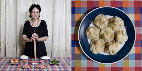 Чем бабушки угощают внуков в…
