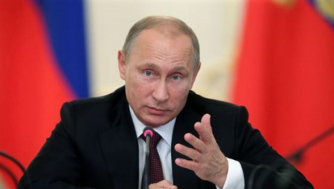 Путин назвал старуху-процент…