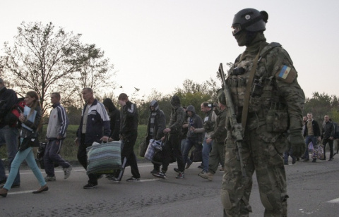 Обмен пленными и списки Савченко