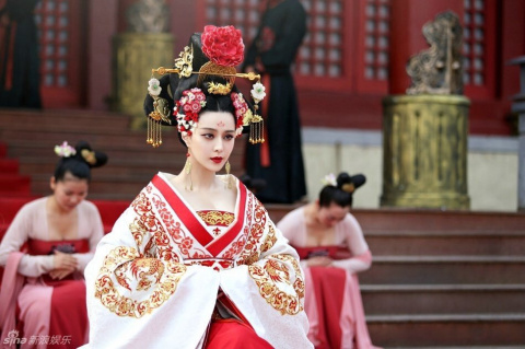 Одежда династии Хань