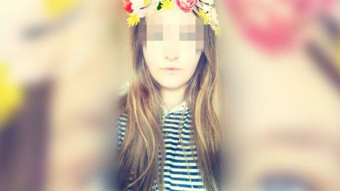 В Москве 11-летняя дочь поли…