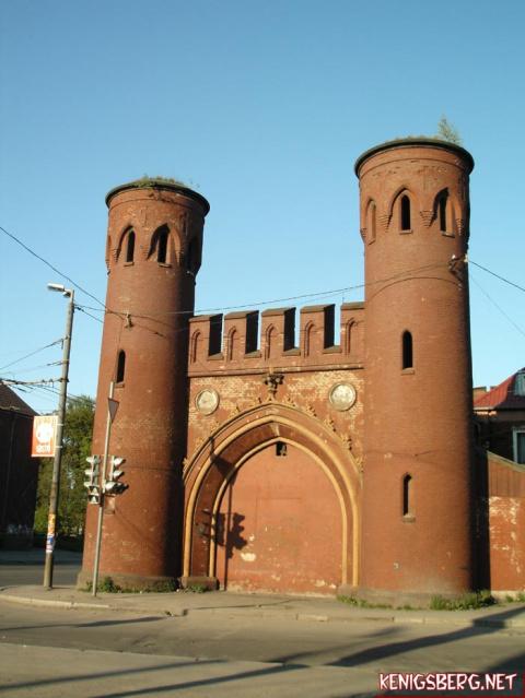 Архитектура Калининграда - Кёнигсберга.