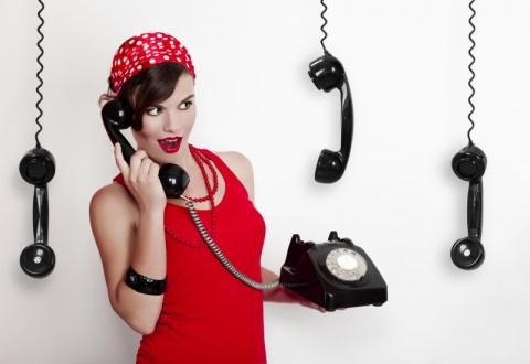Отвечать на личные звонки по…