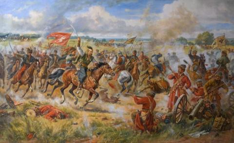 Конотопская битва - сплошное братоубийство