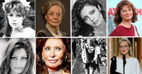 29 знаменитых женщин в молодости! Просто огонь!