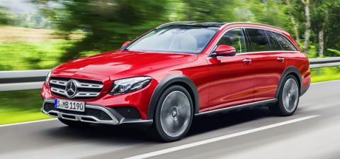 Mercedes анонсировал продажи нового вседорожника на российском рынке
