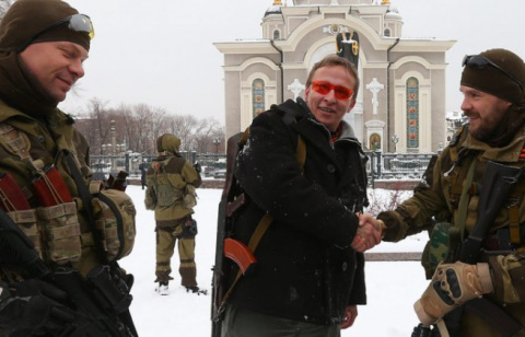 Иван Охлобыстин: Падёт Донба…