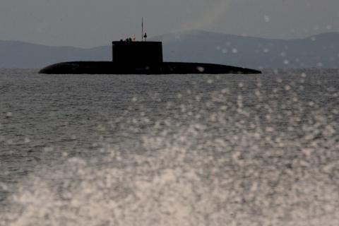 В США субмарины противника будут обнаруживать подводные роботы