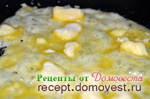 Масляно-мучная заготовка для легкого приготовления соусов
