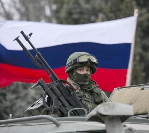 Граждане враги России, учите…