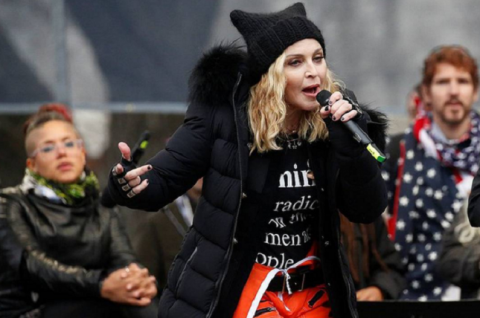 Трамп жестко ответил Мадонне…