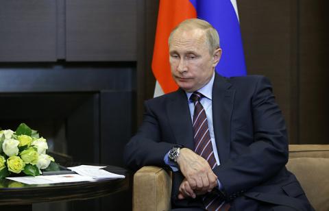 Путин: американская система …