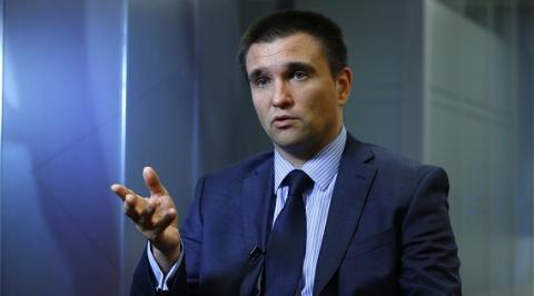 Климкин: Москва взяла курс н…