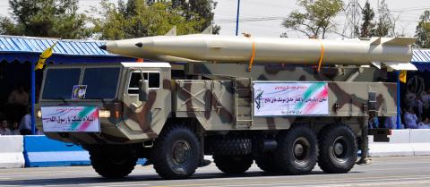 Ракетные стрельбы: Иран гото…