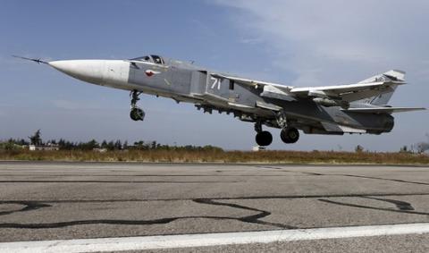 AMN: Российская авиация отомстила боевикам за попытку напасть на «Хмеймим»