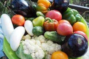 Какого цвета овощи лучше?